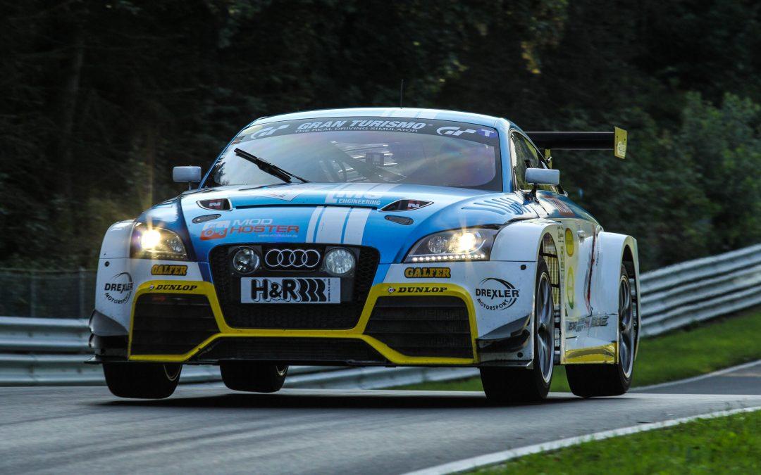 Sieg im Audi TT RS