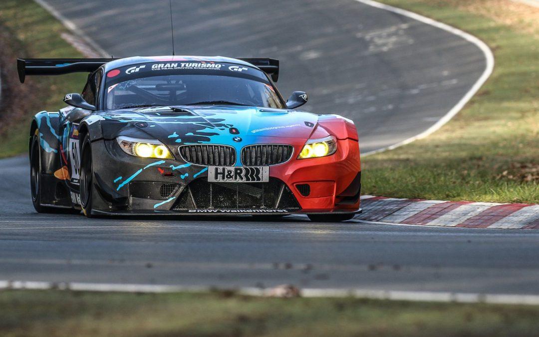 Daniela Schmid startet im BMW Z4 GT3 in die Saison 2016